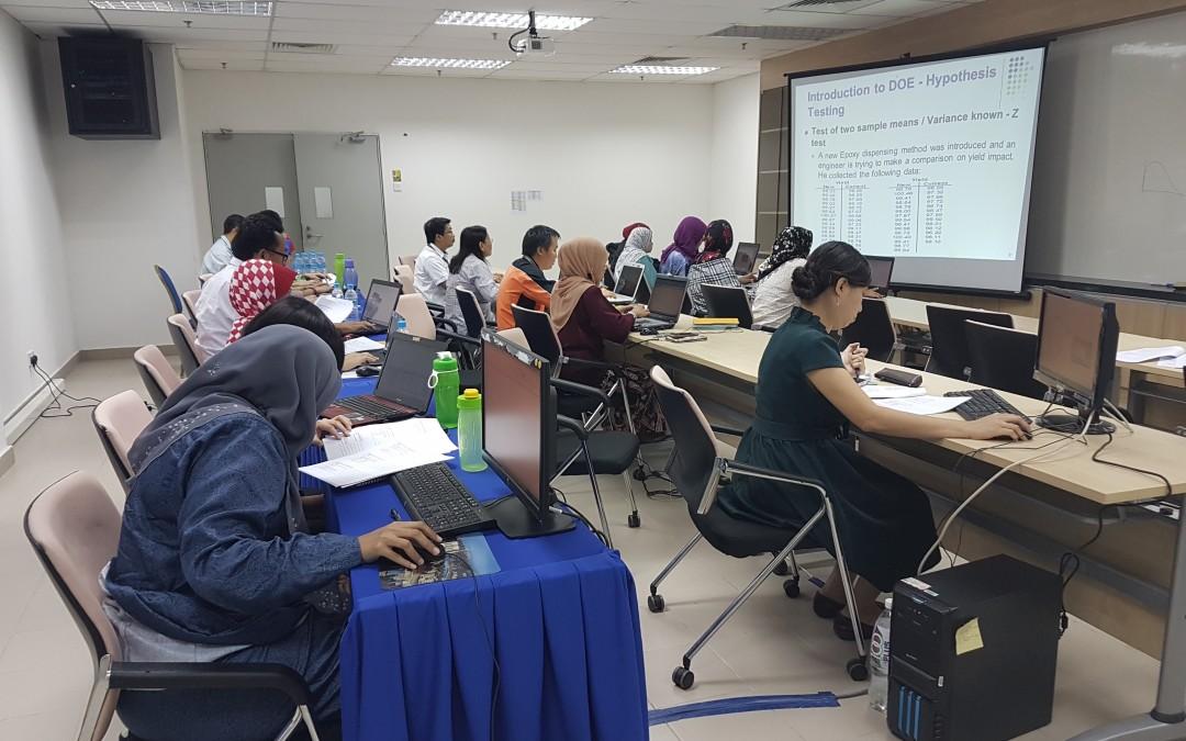 DOE Training in MPOB